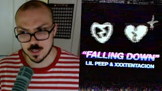 Lil Peep Xxxtentacion Falling Down TRACK REVIEW.mp3