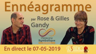 L'énnéagramme par Rose & Gilles Gandy le 07.05.2019