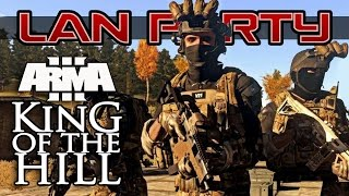 Arma III King of the Hill - Operation Revive - LAN Party