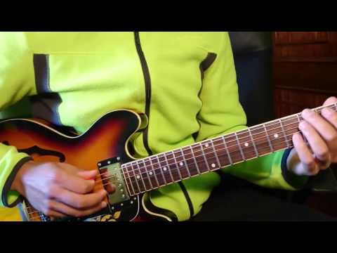 Bill Haley and His Comets Rock Around The Clock Guitar Cover