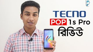 Tecno POP 1s Pro Budget Smartphone | Full Review