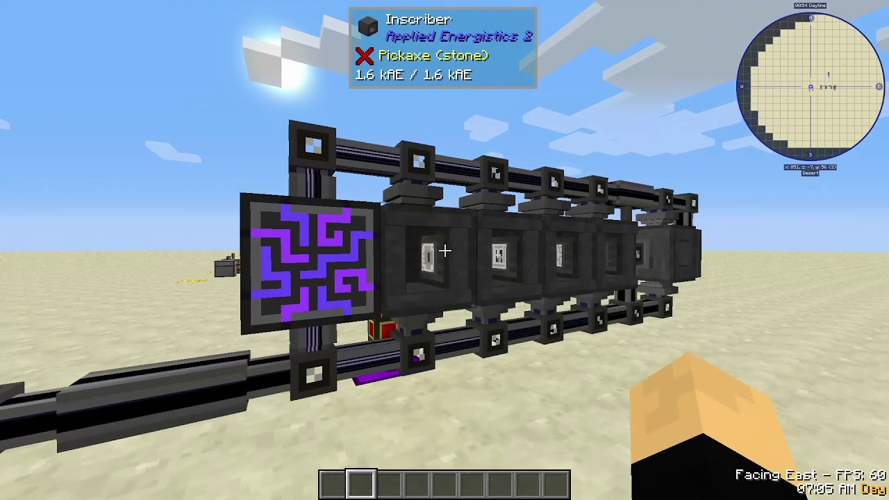 Ae2 Inscriber Automation Youtube