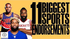 Black Excellist: Sports Biggest Endorsement Deals