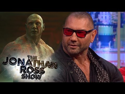 Dave Bautista Might Not Return For Guardians of the Galaxy 3  The Jonathan Ross