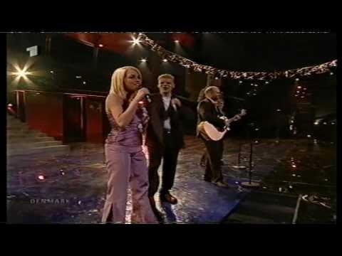 *Eurovision 2001* *23 Denmark* *Rollo & King* *Never Ever Let You Go* 16:9 HQ