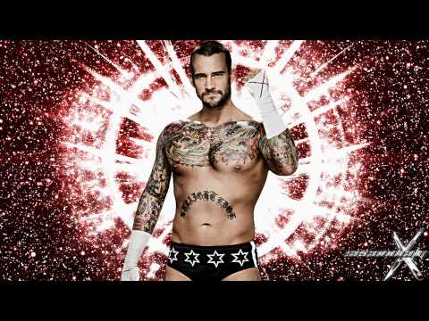 WWE: This Fire Burns ► CM Punk 1st Theme Song