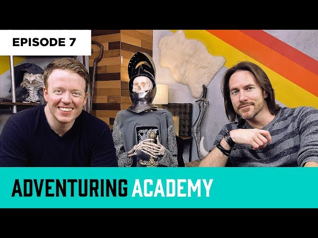 Building Your Own Campaign Setting (with Matthew Mercer)