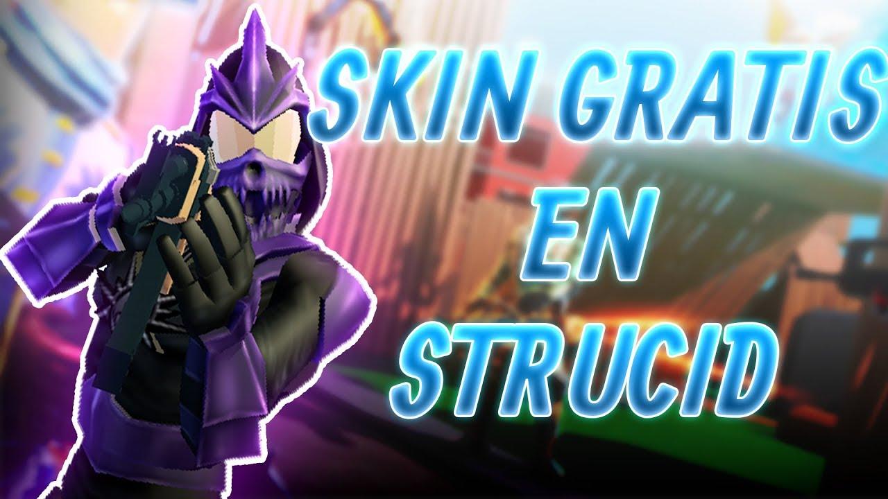 ¡CÓMO TENER SKIN GRATIS EN STRUCID! - ROBLOX - YouTube
