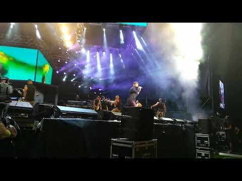 Ricky Martin in Maspalomas Canarias