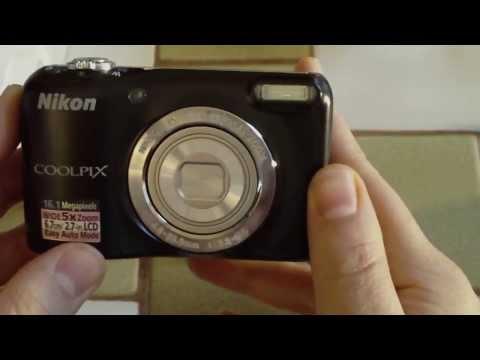 Nikon Coolpix L27 - Le Nikon le moins cher !