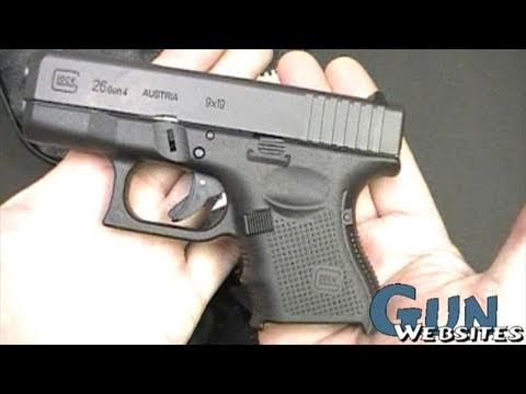 Gen 4 Glock 26 First Look
