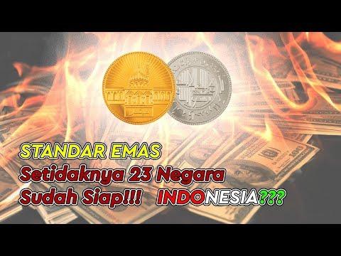 Dinar Dirham akan digunakan di Dunia - Antara Dinar dan Bitcoin! Pengganti Uang Kertas (Bagian 3)