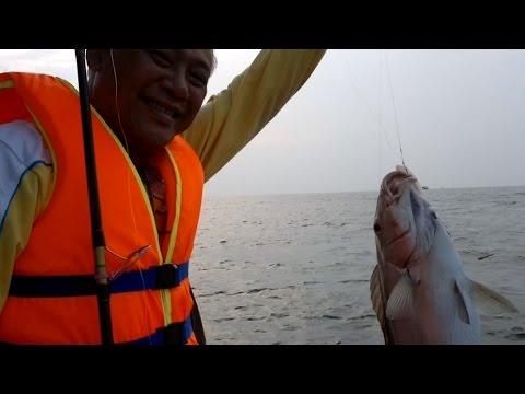 Câu Cá Phú Quốc của Cường5x & Xuân Vinh & Tăng Tuấn Thành và Hoàng Thế Long ngày 20/09/2015.