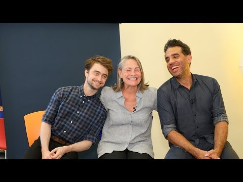 Fall P: Daniel Radcliffe, Cherry Jones & Bobby Cannavale on LIFESPAN OF A FACT