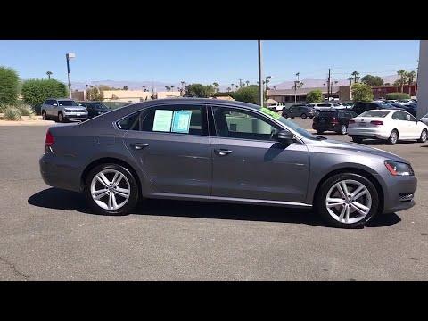 2014 Volkswagen Passat Palm Springs, Palm Desert, Cathedral City, Coachella Valley, Indio, CA 002600