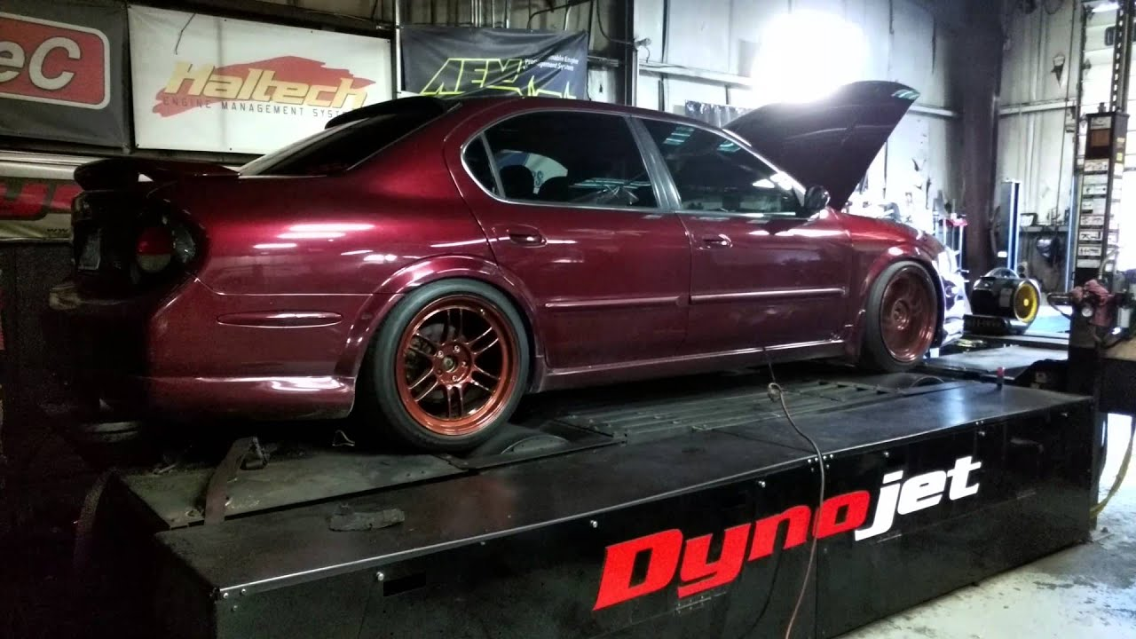 Cgr  Nissan Maxima 2009 Motor In A 2003 313 Horsepower