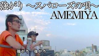 「強がり ~スパローズの唄~」 作詞・作曲・歌・AMEMIYA 『スパローズ...