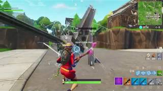 how to make invisible floors and stairs in fortnite