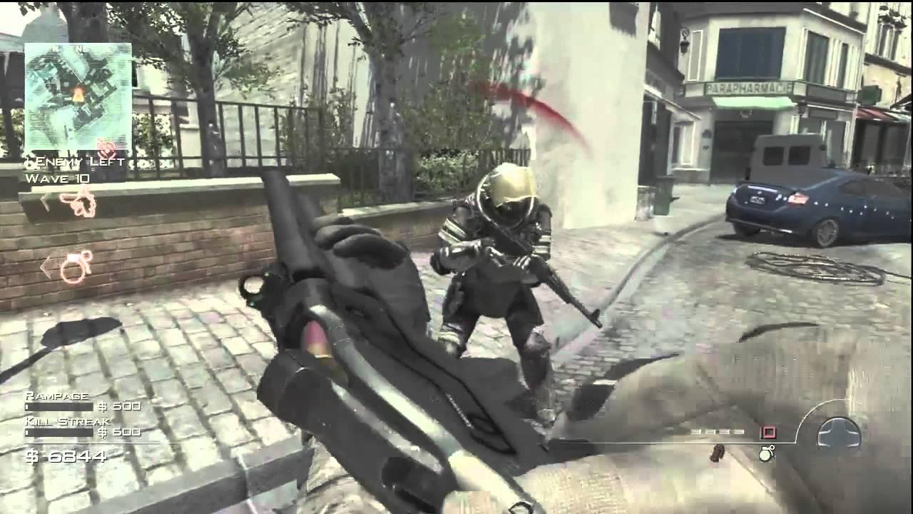 MW3: Survival Mode Tips - Killing Juggernaut In 30 Secs