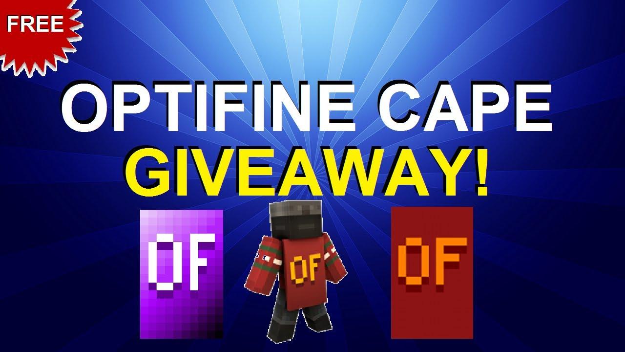How To Get a FREE Minecraft Cape 2020 - Optifine Cape ...