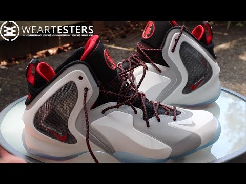 1549c3c3e8229 First Impression  Nike Lil Penny Posite - YouTube