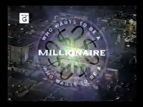 Who Wants to be a Millionaire Oscar/Academy Awards Special (all movie questions - FULL SHOW) 3/26/00