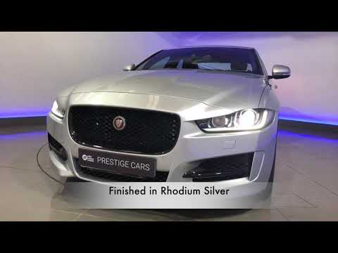 Mike Brewer Motors- Jaguar XE 2.0 d R-Sport 4dr