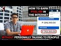HOW TO MAKE MONEY USING INTERNET