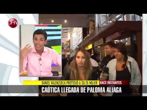Daniel Valenzuela defiende a Paloma Aliaga de acoso periodístico - SQP