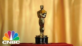 How The Iconic Oscar Statues Are Made | CNBC