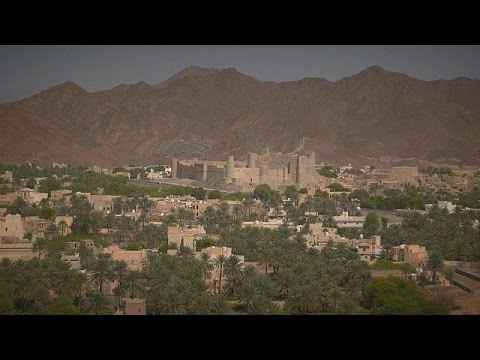 On the cultural heritage trail in Oman - life