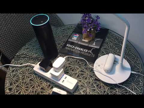How to connect Amazon Alexa with Smart Life APP?