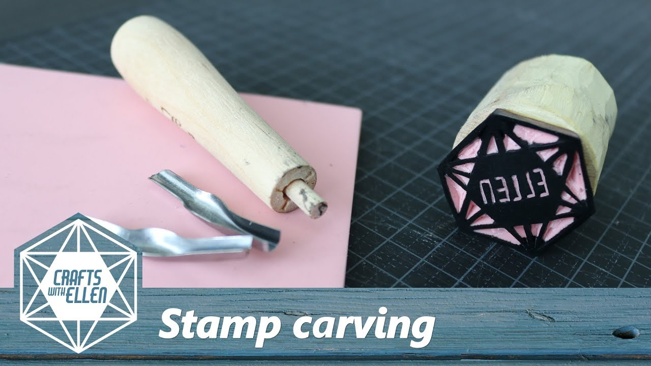 How To Make Your Own Stamps Material Options