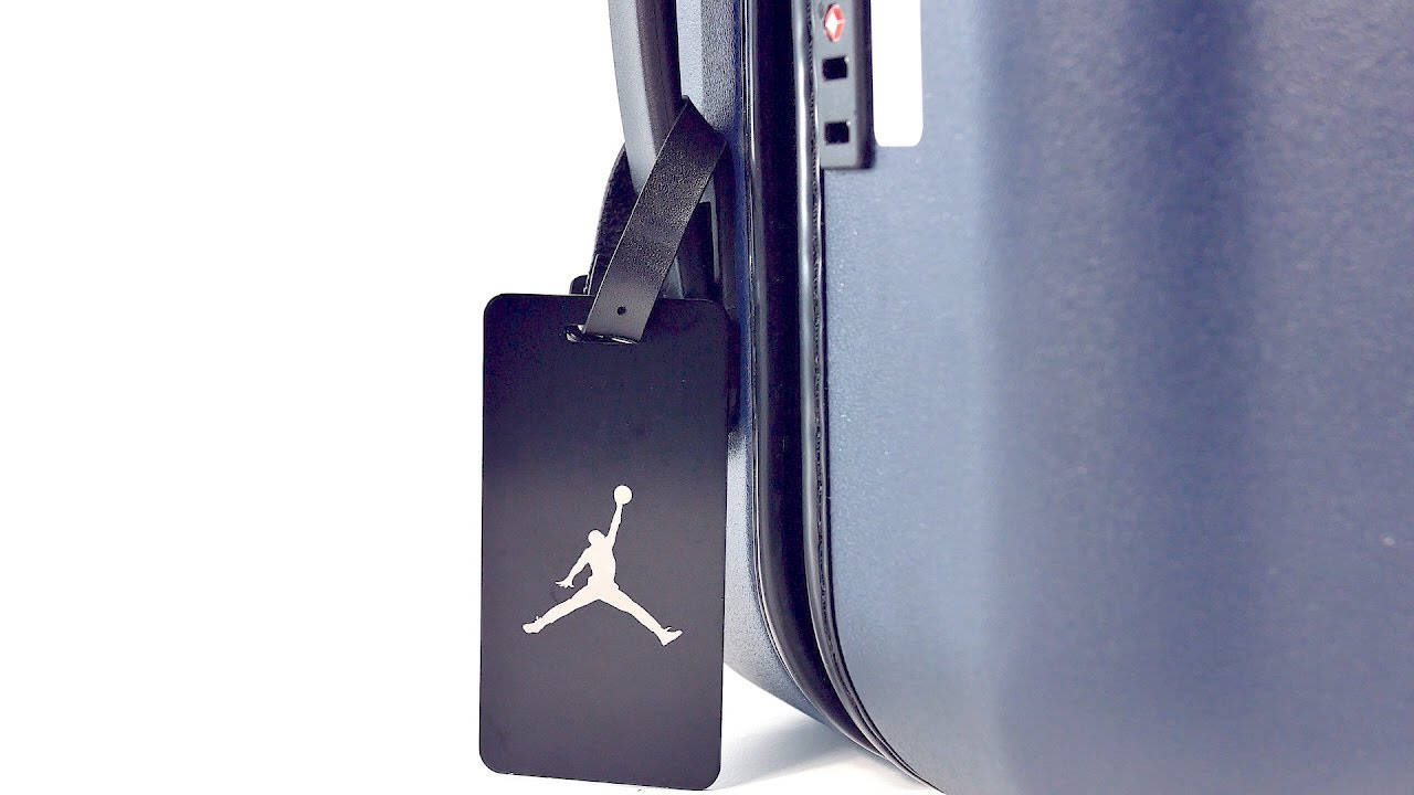 Mysterious Limited JORDAN Suitcase FULL