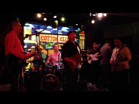 Cotton Club House Band in Shanghai, China