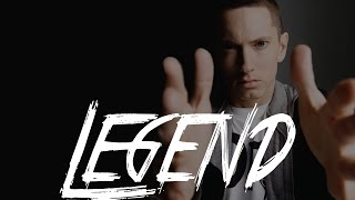 LEGEND - Insane Freestyle - Eminem Type - Diss Rap Beat Instrumental