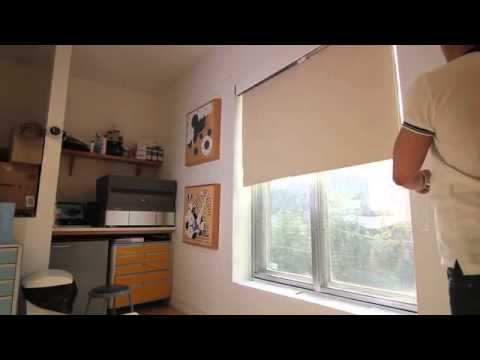 AXIS BLINDS  No Drills, Nails, or Screws Needed to Install by Trung Pham — Kickstarter