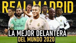 ¡LOCURA! EL REAL MADRID PUEDE TENER LA MEJOR DELANTERA DEL MUNDO EN ESTE 2020 *NUEVOS GALÁCTICOS*
