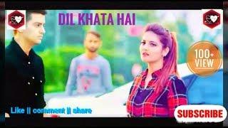 Dil Kehta Hai Chal Unse Mil | Fantastic Crush Love Story | Melody Version | Kumar Sanu | Love Song