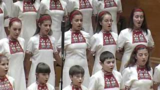 The Children Choir of BNR - Joy to the world