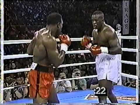 "Evander ""The Real Deal"" Holyfield Vs James ""Buster"" Douglas - Undisputed Heavyweight Championship"
