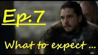 Season 7, episode 7; Preview Breakdown (Game of Thrones)