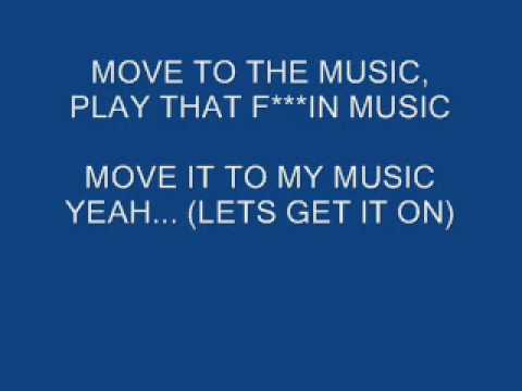 wwe raw old theme move to the music with lyrics!!