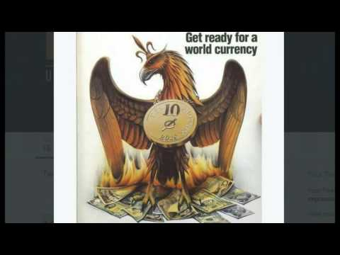 Get Ready for A World Currency: The Economist Predicts Rise of the Phoenix by 2018