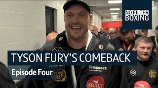 """World title by the end of the year!"" #NoFilterBoxing at Tyson Fury"
