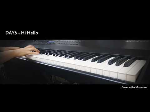'DAY6 (데이식스) - Hi Hello' Piano Cover