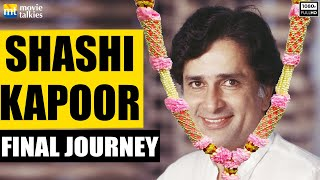 Shashi Kapoor's Funeral INSIDE VIDEO