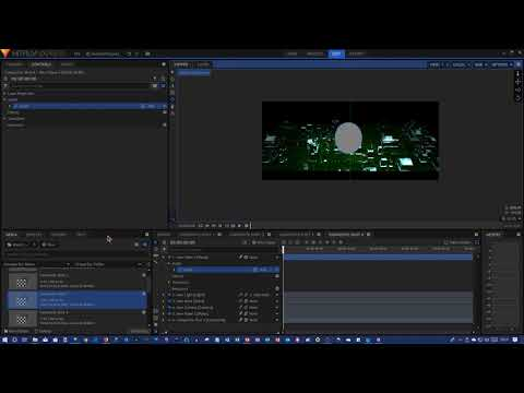 A HitFilm CGI Animation - 100% in HitFilm Tutorial