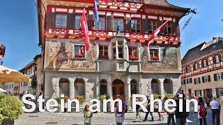 Bodensee // Stein am Rhein in der Schweiz - ein Stadtrundgang durch die herrliche Altsdtadt