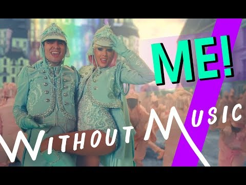 TAYLOR SWIFT & BRENDON URIE - ME! (#WITHOUTMUSIC Parody)